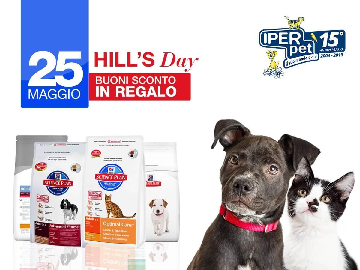 giornata hills 25 maggio iper pet negozio animali reggio calabria