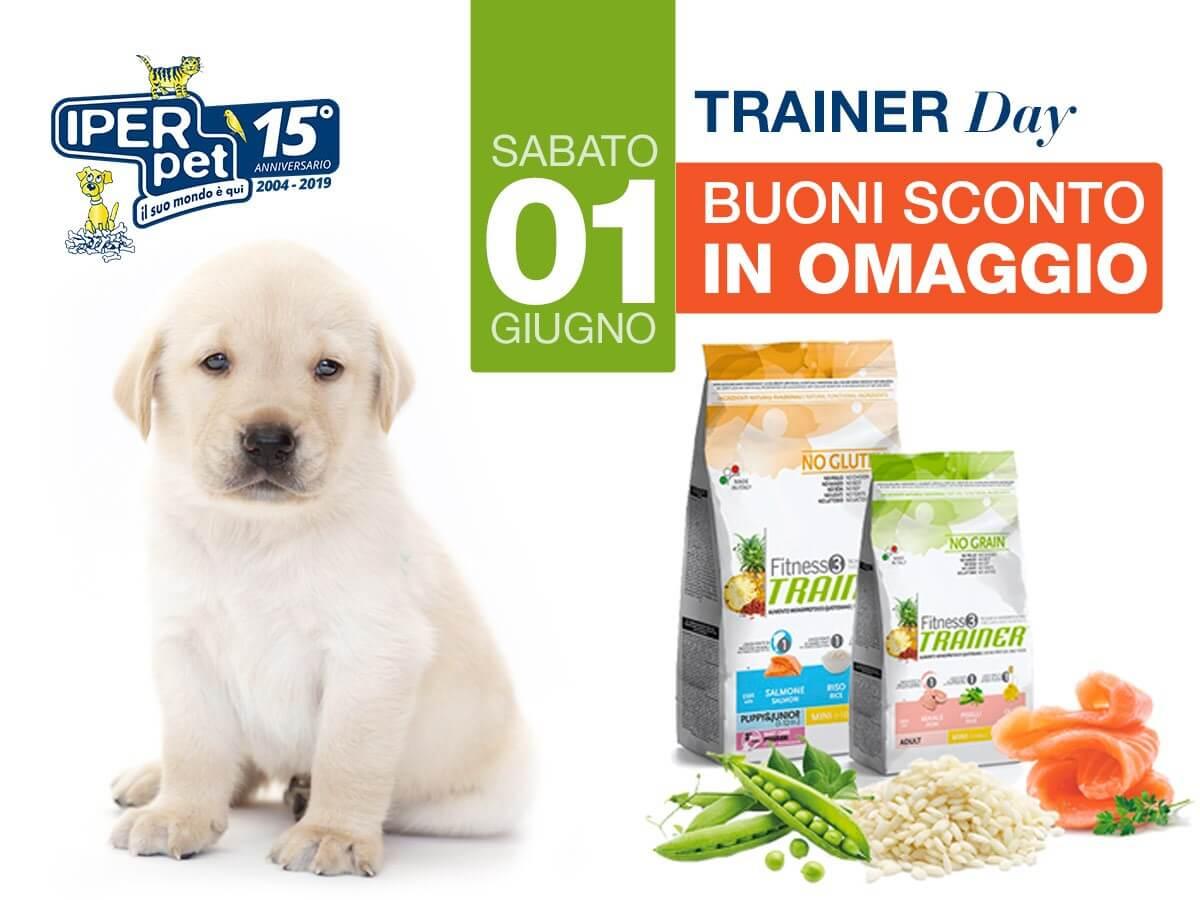 sabato 1 giugno giornata promozionale trainer iper pet negozio per animali reggio-calabria