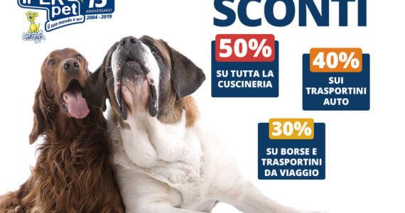Sconti di Luglio da Iper Pet Negozio Animali Reggio Calabria