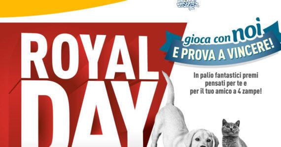 sabato 21 settembre royal canin day da iper pet negozio per animali Reggio Calabria