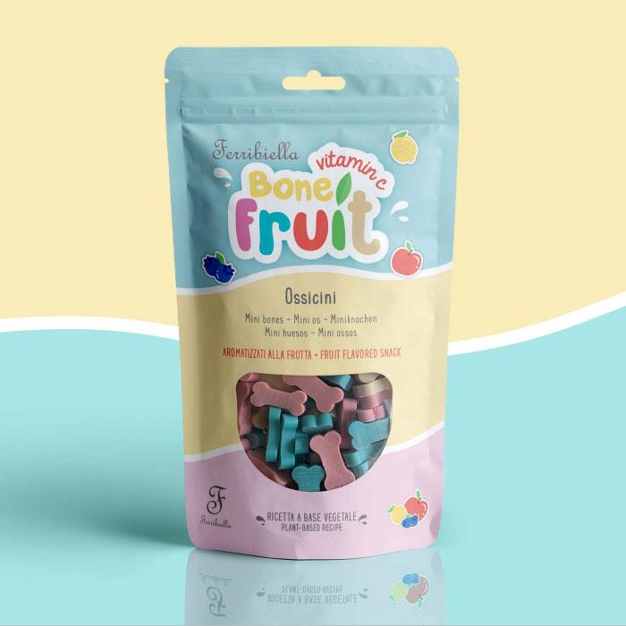 Ferribiella Snack Bone Fruit